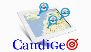 GeoTargeted IP Advertising CandiGeO